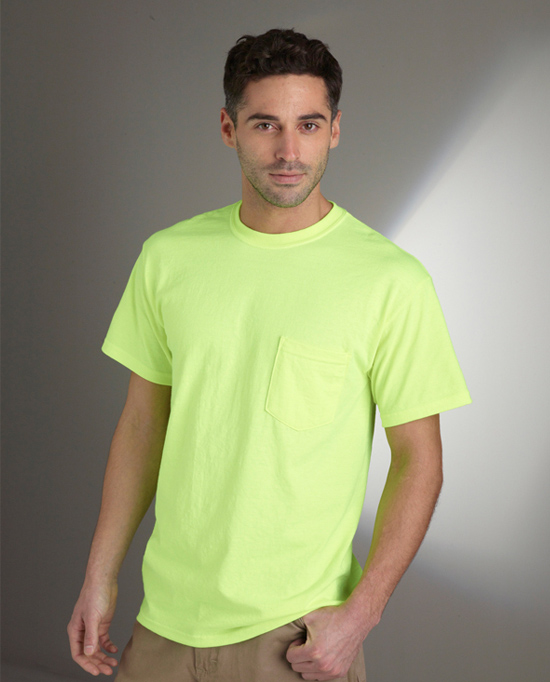 Gildan Style 2300 Ultra Cotton Adult T-Shirt with Pocket