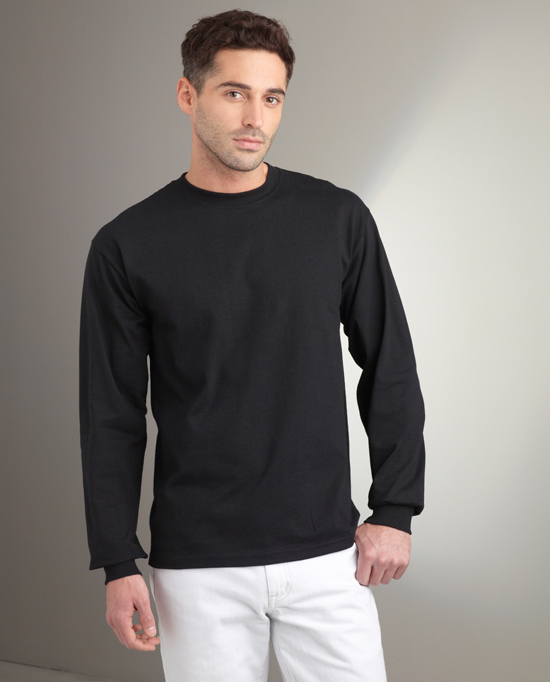 Gildan Style 2400 Ultra Cotton Adult Long Sleeve T-Shirt