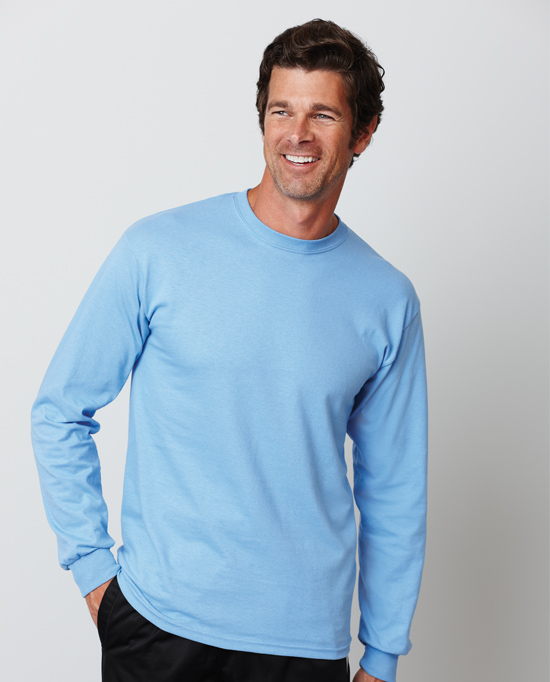 Gildan Style 5400 Heavy Cotton Adult Long Sleeve T-Shirt