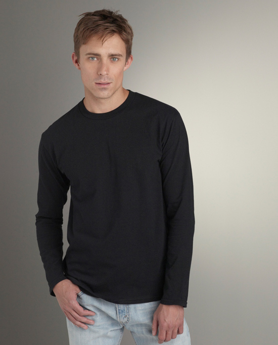 Gildan Style 64400 Softstyle Adult Long Sleeve T-shirt