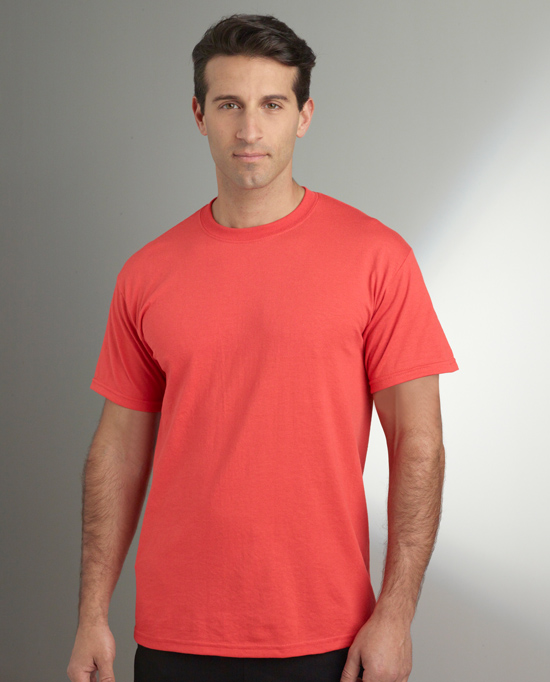 Gildan style 8000 dryblend adult t shirt four seasons apparel for Gildan t shirt styles