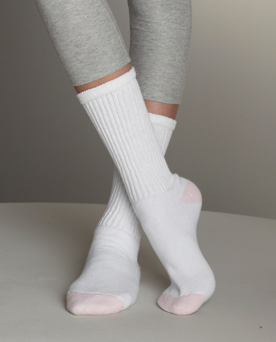 Style GL651 Ladies Crew Socks